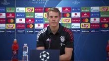 Foot - C1 - Bayern : Neuer : «Lyon a fait un grand match»