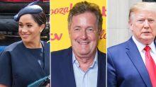 Piers Morgan calls Meghan's absence during Trump state visit 'shameful'