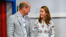 Prince William and Kate Middleton Showed Some Rare PDA at an Arcade This Week