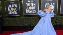 Music films and Lady Gaga shine at Golden Globes