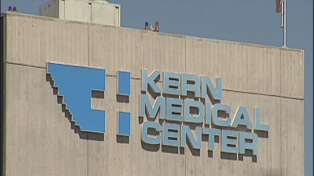 Man steals Kern County Sheriff's shotgun and tries to enter hospital