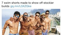 GQ's idea of 'stocky' riles up Twitter users