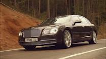 Bentley Flying Spur: Big car, big power, big price (CNET On Cars, Episode 27)