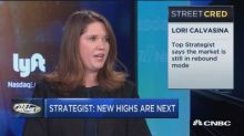 Top strategist says market will see new highs by year end