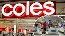 Coles confuses customers with new checkout feature