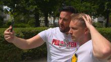 Er liebt den DJ: So begruben Oli Pocher und der Wendler das Kriegsbeil