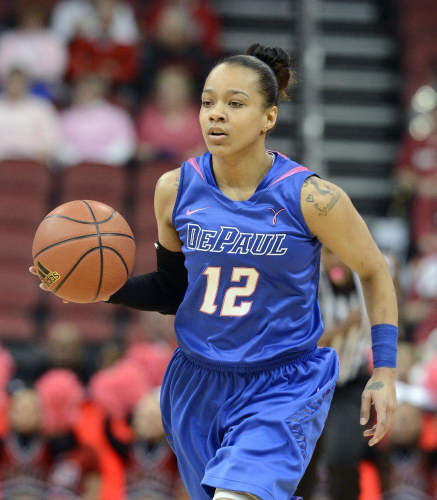 DePaul picked to win Big East women's hoops