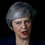 No resignation threats during May's cabinet meeting - UK official
