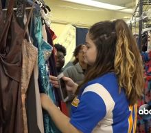 CPS school provides students with free prom dresses