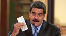 Maduro anunció un aumento del 3400% del salario mínimo en Venezuela para enfrentar una inflación récord