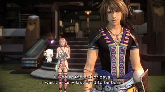 Final Fantasy XIII-2 trailer shows off combat system improvements