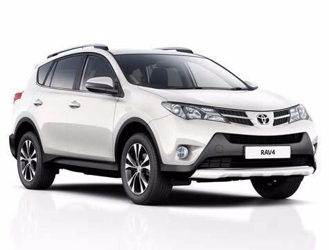 3月份Toyota RAV4賣出1,539台,甚至已有不少車迷期待下一代RAV4何時會引進台灣
