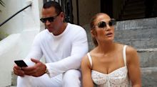 Novio de Jennifer Lopez quiere pagar menos a ex