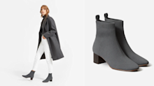 Everlane's 'most flattering boot ever' in both stylish - and comfortable