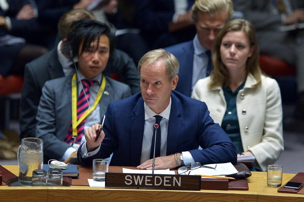 Olof Skoog, chairman of the UN Security Council's working group on children and armed conflict, said armed groups including rebel factions were not implementing international regulations on children in conflict