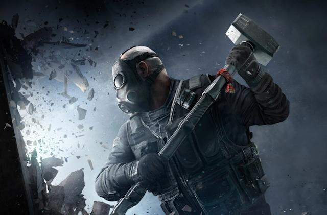 'Rainbow Six Siege' has a 4K 120 fps mode on PS5 and Xbox Series X