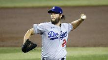 Kershaw luce en 5 innings en victoria de Dodgers en Arizona