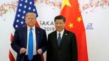 Trump calls on U.S. firms to exit China as trade war escalates