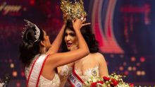 Reigning Mrs World resigns weeks after pageant controversy