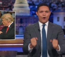 Trevor Noah Wants Biden to Be Trump's 2020 Rival So We Can All See 'Old Man Fights'