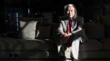 'A traffic jam around the moon': Physicist Michio Kaku on aliens, space travel and his search for the 'God Equation'
