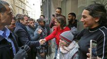 La négation d'Israël tient de l'antisémitisme, dit Macron à Jérusalem