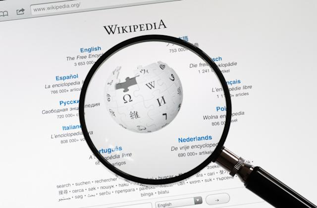 Wikipedia had no idea it would become a YouTube fact checker