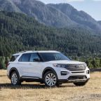 2020 Ford Explorer Hybrid First Drive Review   To be continued ...
