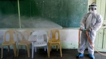 Philippines reports 65 new coronavirus deaths, 836 more infections