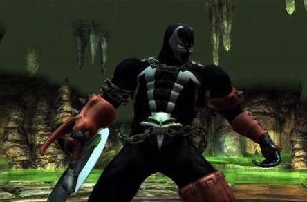 Spawn crawls out of Hell and into Soul Calibur 2 HD Online