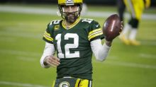 Rodgers says offseason leg training led to his banner year