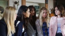 """This is the finale moment that made all the """"Pretty Little Liars"""" stars cry"""