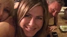 Jennifer Aniston Joins Instagram, Posts First Full Friends Cast Photo Since Show Ended in 2004
