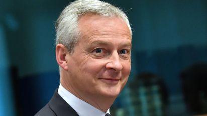 """Le Maire appelle GE à ne rien fermer en France et à """"se réinventer"""""""