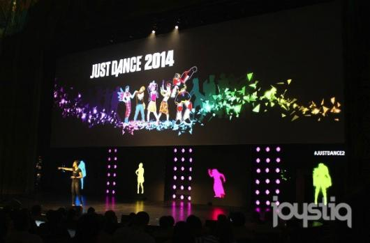 Just Dance 2014 will have you moving and shaking this October
