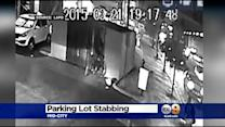 Police Searching For Suspect In Stabbing Over Parking Dispute