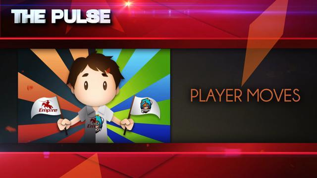Players have been on the move in eSports learn more on The Pulse