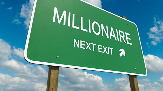 How to become a millionaire for just $6 per day