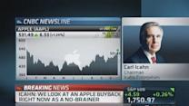 Apple board not doing its job: Carl Icahn