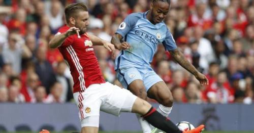 Foot - ANG - United - José Mourinho enfonce Luke Shaw devant la presse