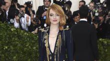 Emma Stone: Ihr Kleid auf der Met Gala erinnerte an Michael Jackson