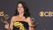 Stars pay tribute to Julia Louis-Dreyfus after she reveals breast cancer diagnosis