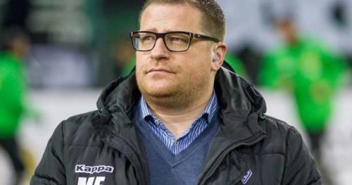 Foot - ALL - M'Gladbach - Borussia Mönchengladbach : le directeur sportif Max Eberl prolonge jusqu'en 2022