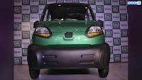 India's Bajaj To Launch Four-wheel Vehicle But It's Not A Car