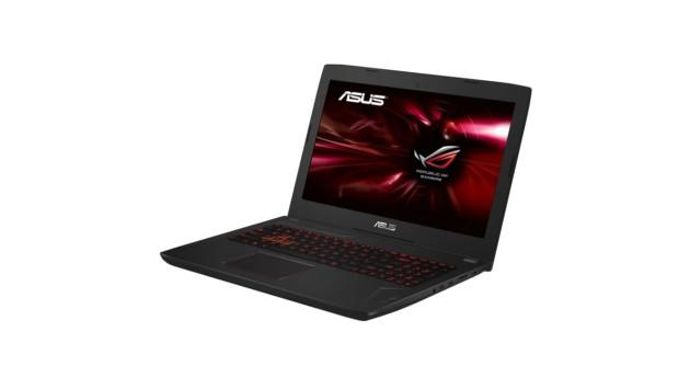 soldes un pc portable gamer asus de 17 pouces moins de 800 euros. Black Bedroom Furniture Sets. Home Design Ideas