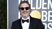 Joaquin Phoenix Drops F-Bombs in Golden Globes Speech – Here's What Got Bleeped