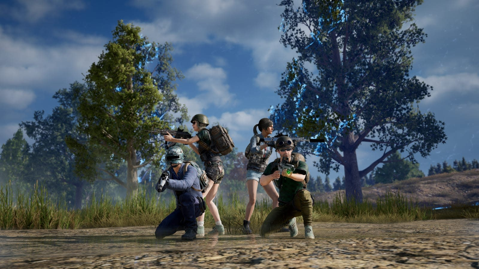 Pubg Cross Party Play Capability For Ps4 And Xbox One Has Arrived