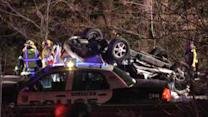 Police ID victims of fatal I-95 crash in Bucks County