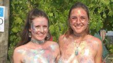 Women planning glitter boobs march threatened by Internet trolls