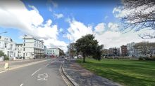 Man arrested after woman doused in noxious substance left hospitalised